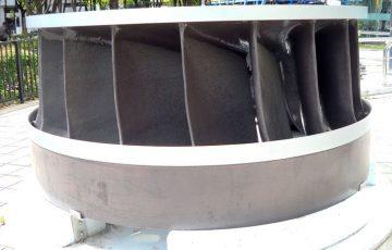 フランシス水車