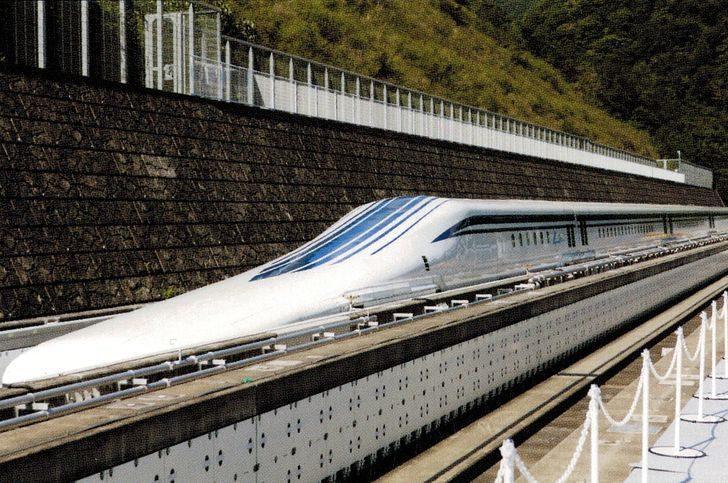 L0系リニア新幹線